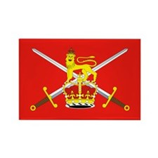 British Army Rectangle Magnet (100 pack)