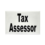 Tax Assessor Rectangle Magnet (10 pack)