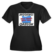 brookings oregon - been there, done that Women's P