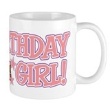 Birthday Girl 21  Tasse