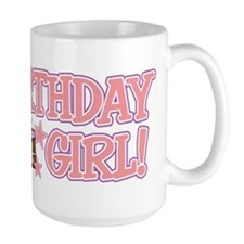 Birthday Girl 21 Ceramic Mugs