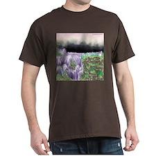 Ice Water River Purple T-Shirt