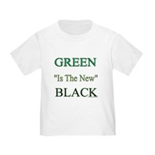 Green The New Black T