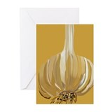 Garlic Greeting Cards (Pk of 10)