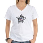 Retired Chicago PD Women's V-Neck T-Shirt