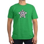 Retired Chicago PD Men's Fitted T-Shirt (dark)