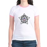 Retired Chicago PD Jr. Ringer T-Shirt