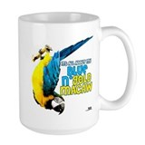 Blue & Gold Macaw Mug