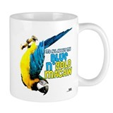 Blue &amp; Gold Macaw Mug