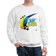 Blue & Gold Macaw Sweatshirt