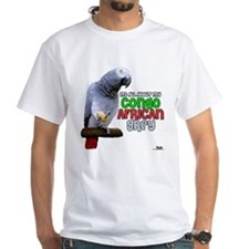 Congo African Grey Shirt