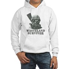 Wasteland Survivor Jumper Hoody