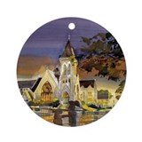 South Highland Presbyterian Ornament (Round)