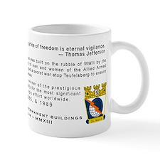 Field Station Berlin 50th Anniversary Small Mug