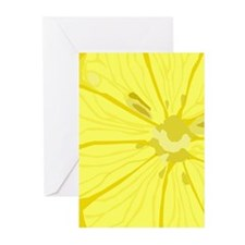 Lemon Slice Greeting Cards (Pk of 10)