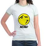 Accha? Jr. Ringer T-Shirt