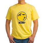 Accha? Yellow T-Shirt