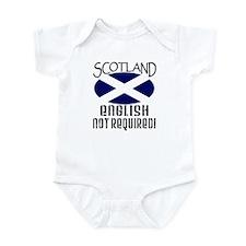 Scottish Independence Infant Bodysuit