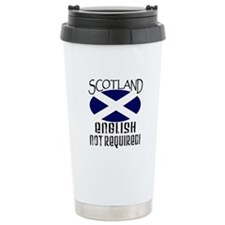 Scottish Independence Ceramic Travel Mug