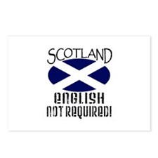Scottish Independence Postcards (Package of 8)