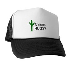 Cactus Hugs Trucker Hat