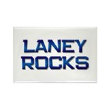 laney rocks Rectangle Magnet (10 pack)