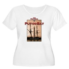 Put-in-Bay Lake Erie Islands Women's Plus Size Tee