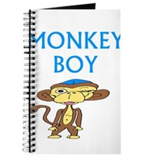"""Monkey Boy"" Journal"