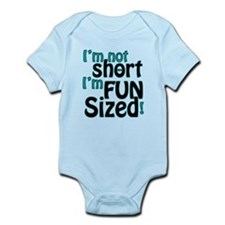 Not Short, Fun Sized Infant Bodysuit