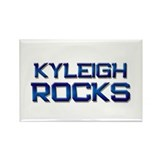 kyleigh rocks Rectangle Magnet (10 pack)