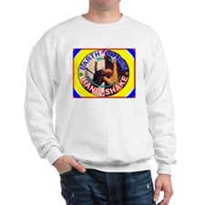 COOL Earth Citizen Hand-Shake Sweatshirt