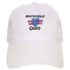 wintersville ohio - been there, done that Baseball Cap