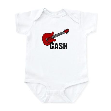 Guitar - Cash Infant Bodysuit