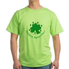 Shamrock, St Patrick's Day Green T-Shirt