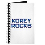 korey rocks Journal