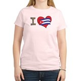 I heart Cuba T-Shirt