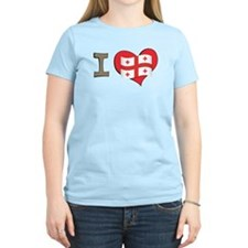 I heart Georgia T-Shirt