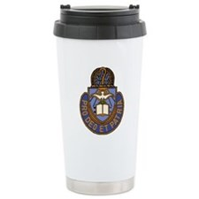 Chaplain Crest Ceramic Travel Mug