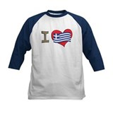 I heart Greece Tee