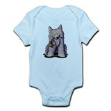 Romeo Schipperke Infant Creeper