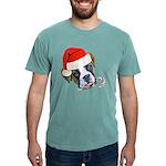 Crele Gamecock Men's Fitted T-Shirt (dark)