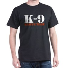 K-9 Rescue Team T-Shirt
