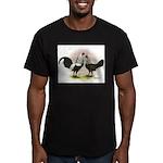 Birchen OE Bantams Men's Fitted T-Shirt (dark)