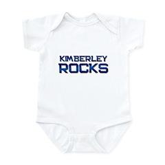kimberley rocks Infant Bodysuit
