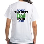 TBWE - The Best Website Ever White T-Shirt
