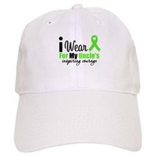 Lymphoma Courage Uncle Baseball Cap