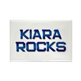 kiara rocks Rectangle Magnet