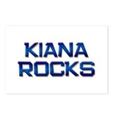 kiana rocks Postcards (Package of 8)