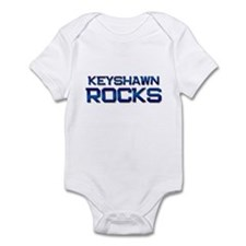 keyshawn rocks Infant Bodysuit