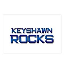 keyshawn rocks Postcards (Package of 8)